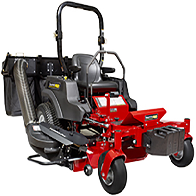 The Turbo Pro System Vacuums Lawn For A Clean Finish In Wide Variety Of Conditions Is Highly Resistant To Clogging