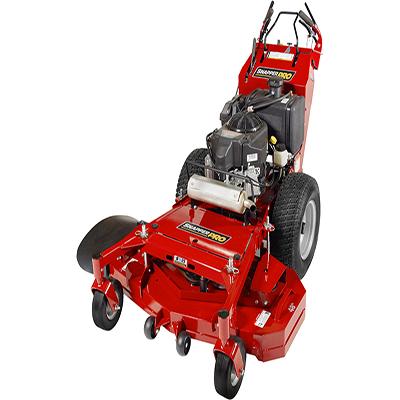 Stand Behind Lawn Mower >> Walk Behind Mowers Self Propelled Lawn Mower Snapper Pro