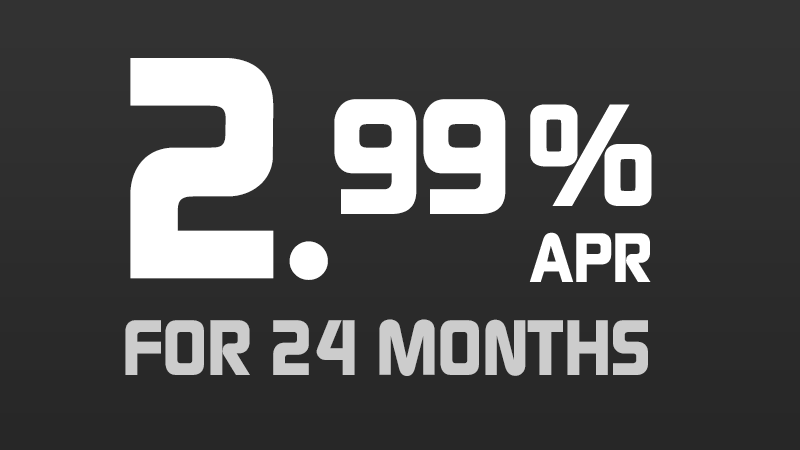 2.99% for 24 Months
