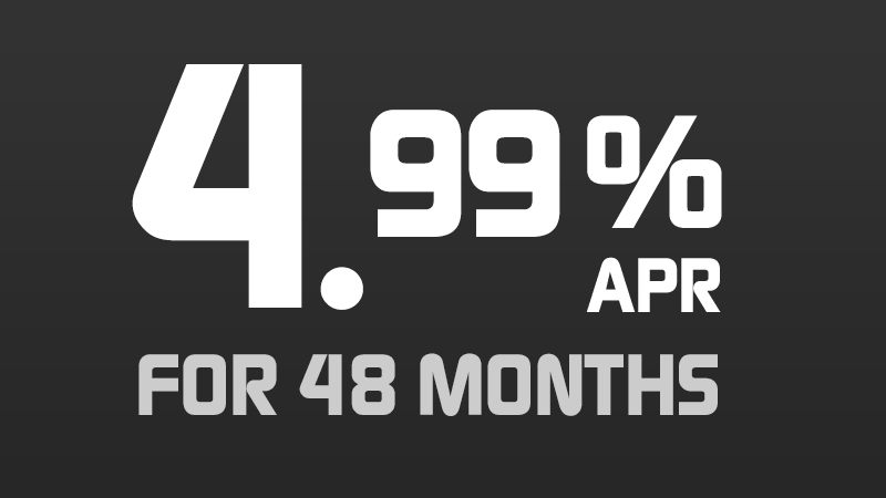 4.99% for 48 Months