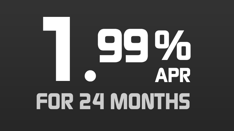 Mow Now, Pay Later, 1.99% for 24 Mos [1.65679% APR*]