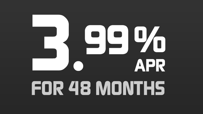 Mow Now, Pay Later, 3.99% for 48 Mos [3.31001% APR*]